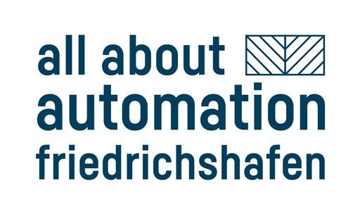 all about automation Friedrichshafen Logo