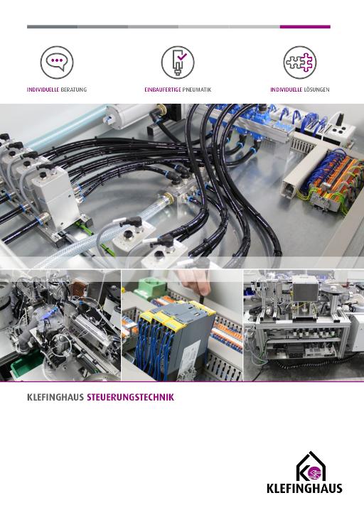 Brochure Steuerungstechnik