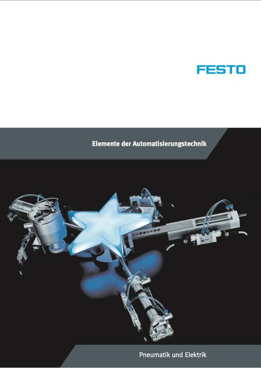 """Broschüre """"Elemente der Automatisierungstechnik"""""""