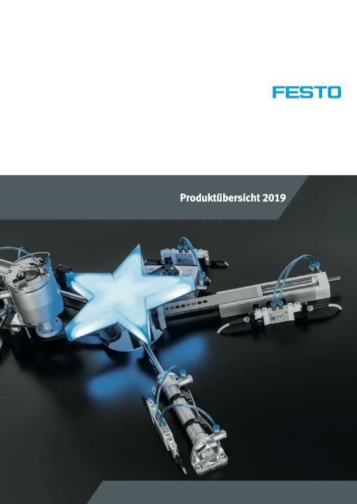 Festo Produktübersicht 2019