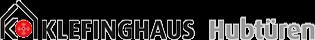 Klefinghaus Hubtüren